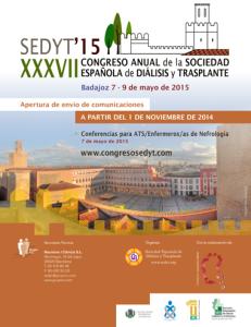 Anuncio Congreso SEDYT 2015